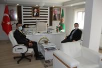 Kaymakam Demirer'den Ziraat Odası Başkanı Kılıç'a Ziyaret