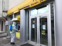 Korona, PTT Şubesini Kapattırdı