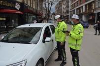 Merzifon'da Trafik Kazaları Azaldı
