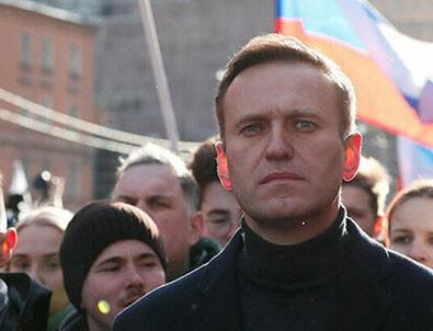 Navalnıy açlık grevine başladı!