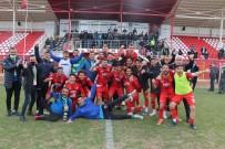 Nevşehir Belediyespor Açıklaması 2 - Alemdağspor Açıklaması 1