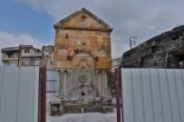 Nevşehir'de Tarihi Çeşmeler Restore Ediliyor