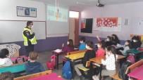 Öğrencilere 'Trafik Dedektifleri Ve İyi Dersler Şoför Amca' Eğitimi Verildi