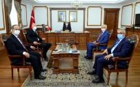 Olovo Heyetinden Kırşehir Valisi Akın'a Ziyaret