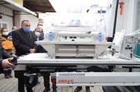(Özel) 'Yeni Doğan Ambulansı'nın Fiyatı Dudak Uçuklattı