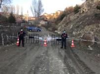 Taşköprü'de Bir Köyde Uygulanan Karantina Süresi Uzatıldı