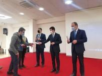 Tomarza'da Sürü Yönetim Elemanı Kursunu Tamamlayan Kursiyerlere Sertifikaları Verildi