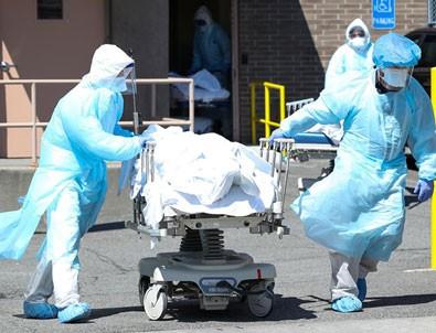 ABD'de virüs yüzünden ölenlerin sayısı yarım milyonu geçti!