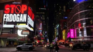 Ankara Cumhuriyet Başsavcılığı 'Stop Erdoğan' yazılı ilanlar için harekete geçti!