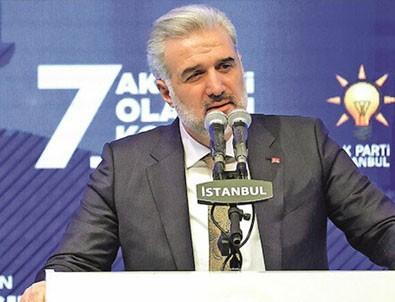 AK Parti İstanbul İl Başkanı Osman Kabaktepe'den Ayasofya daveti!
