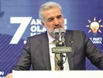 AK PARTI - AK Parti İstanbul İl Başkanı Osman Kabaktepe'den Ayasofya daveti!