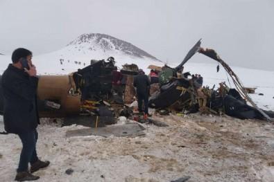 Bitlis'te yaşanan helikopter kazasının görgü tanığı Davut Bikeç yaşananları anlattı