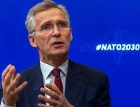 KANADA - NATO: Avrupa'yı Türkiye koruyor