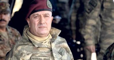 Aksakallı kazada şehit olan Korgeneral Osman Erbaş'ı anlattı: Hedefteki bir kaleydi