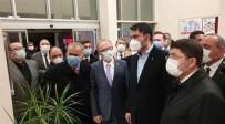 Bakan Kurum, Bartın Üniversitesi'ni Ziyaret Etti