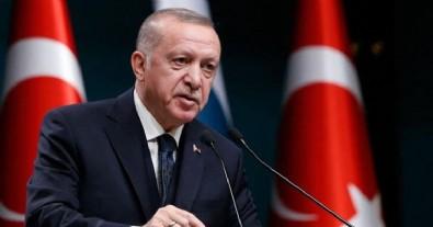 Başkan Erdoğan'dan kadına yönelik şiddete tepki
