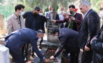 Gazelhan Tenekeçi Mahmut Mezarı Başında Anıldı