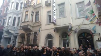 HDP İstanbul il binasında 'PKK sığınağı'