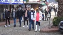 Kısıtlama Kalktı, Amasra'da Hareketlilik Başladı
