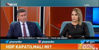 Metin Feyzioğlu'ndan canlı yayında flaş açıklamalar!