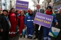Odunpazarı Belediyesinden Kadın Çalışanlara 8 Mart İzni