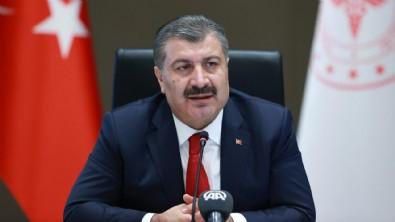 Sağlık Bakanı Fahrettin Koca duyurdu: İşte vaka görünme oranı en çok artan ve azalan iller