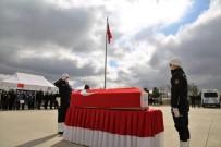 Vefat Eden Polis Memuru İçin Tören Düzenlendi