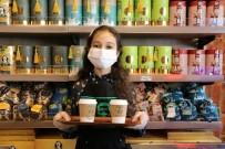 11 Yaşındaki Kız Çocuğu Kahve Yapıyor, Servis Yapıyor, Kasada Hesap Alıyor
