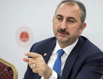 Adalet Bakanı Gül'den kadına şiddet açıklaması!