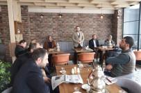 AK Parti Ardahan İl Başkanı Koç, Basın Mensuplarıyla Bir Araya Geldi