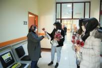 Başkan Cabbar'dan 8 Mart Dünya Kadınlar Günü'nde Kadınlara Karanfil