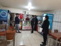 Burdur'da Hafta Sonu Yoğun Denetim