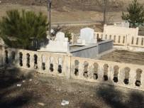 Kastamonu'da Bir Mezarın Taşları Tahrip Edildi