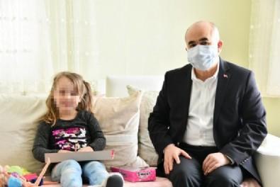 Samsun'da kadına şiddet! Minik kızın acı dolu sözleri: Babamı görsem taş atarım