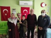Şehit Anneleri Ve Eşlerinin 8 Mart Kadınlar Günü Kutlandı