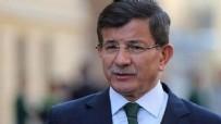 AHMET DAVUTOĞLU - Ahmet Davutoğlu Türkiye'yi Yunanistan'a şikayet etti! Kullandığı ifadeler tepki çekti