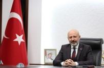 Başkan Çolakbayrakdar Açıklaması 'Miraç Kandili Tüm İslam Alemine Hayırlar Getirsin'