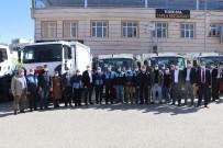 Bozova'da Araç Filosu Güçlendirildi