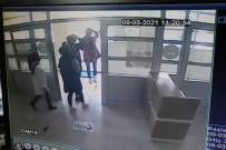 Deprem Tatbikatında Gerçek Depreme Yakalanan Öğrenciler Kamerada