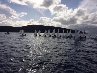 Eğirdirli Yelkenciler Bodrum'da Yarışacak