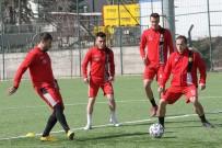 Eskişehirspor'da Ankara Keçiörengücü Deplasmanı Hazırlıkları Başladı