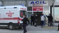 Gercüş'te Gıda Zehirlenmesi Şüphesi İle 1'İ Bebek 4 Çocuk Hastaneye Kaldırıldı