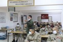 Jandarma Personeline Eğitim