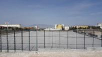 Karaman'da Organize Sanayi Bölgesine Futbol Sahası