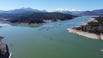 Kuraklık Yapraklı Barajı'na Da Vurdu