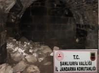 Şanlıurfa'da Kaçak Kazıda Bulanan Mezar Koruma Altına Alındı