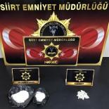 Siirt'te Uyuşturucu Operasyonu Açıklaması 1 Tutuklama