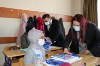 Siirt Valisi Hacıbektaşoğlu, Eğitim Kurumlarında İncelemelerde Bulundu
