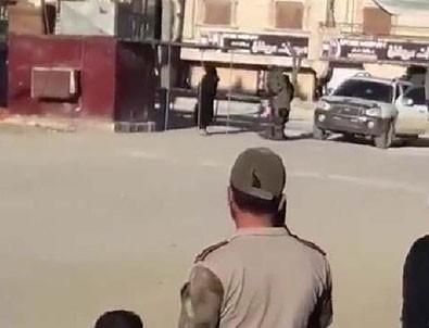 Afrin'de PKK/YPG'li 2 canlı bomba yakalandı