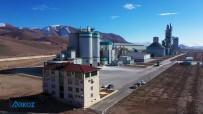 ARKOZ Ağrı Çimento Fabrikasına Uluslararası İş Güvenliği Ödülü